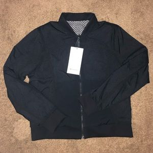 Lulu Lemon Bomber Jacket